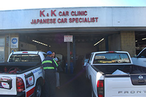 K&K Car Clinic