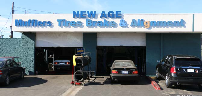 New Age Auto Repair Culver City photo